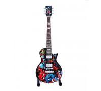 Мини китара Kulture Graphics (Metallica)