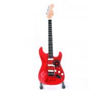 Мини колекционерска китара Red Hot Chili Peppers