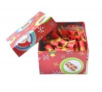 Кутийка с 50 късметчета за Коледа