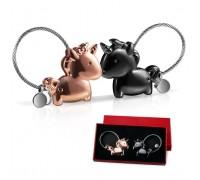 Комплект магнитни ключодържатели Еднорози, подаръчна кутийка!
