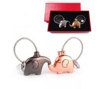 Комплект ключодържатели Слончета, изберете с/без кутийка
