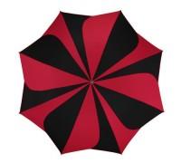 """""""Червено и черно"""" чадър на  Pierre Cardin, дамски"""