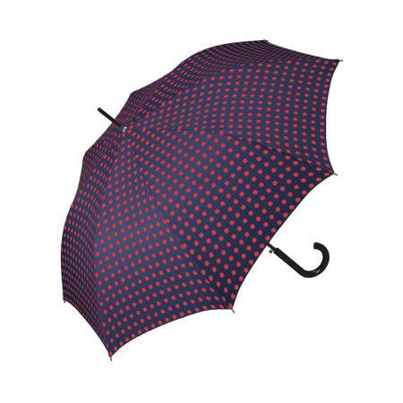 """""""Червени квадрати"""" чадър на  Pierre Cardin, дамски"""
