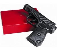Керамичен пистолет пълен с водка