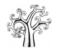 Керамична статуетка ''сребристо Дърво''
