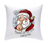 Възглавничка с Дядо Коледа